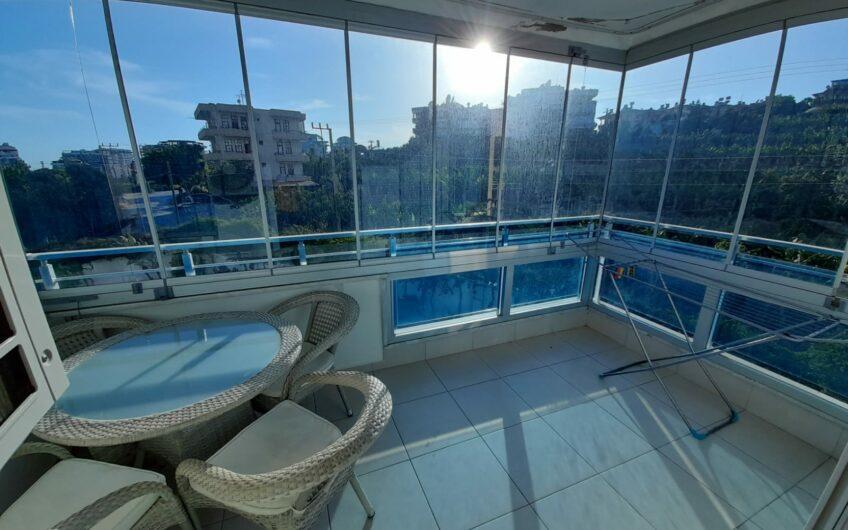 Двухкомнатная квартира в Махмутларе в комплексе премиум класса