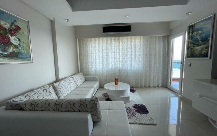 Трёхкомнатная квартира в комплексе класса Люкс в Каргыджаке