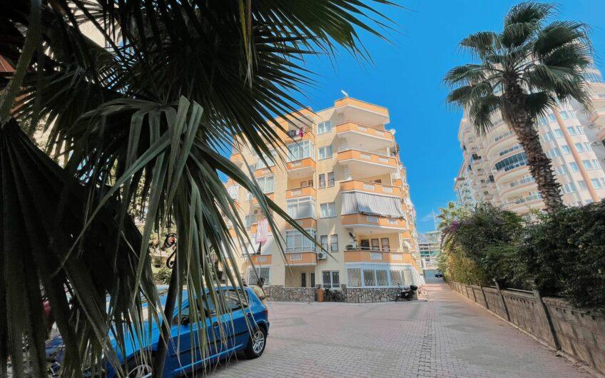 Трёхкомнатная квартира в отличном комплексе в Махмутларе